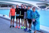 Atletas del C.A.T. participaron en la trigésima sexta edición de la Maratón de Valencia