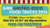La plaza de la Balsa Vieja de Totana acoge este fin de semana, por vez primera, el festival de vehículos de comida callejera 'Food Trucks'