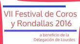 Este domingo se celebra el 'VII Festival de Coros y Rondallas 2016' a beneficio de la Delegación de Lourdes de Totana