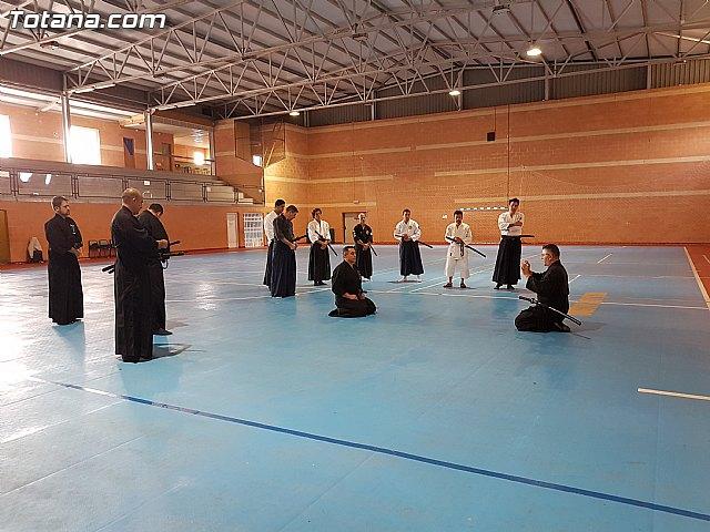 Aledo acogió el I seminario de Sui O Ryu de Murcia, que contó con la participación del Club Aikido Totana - 3