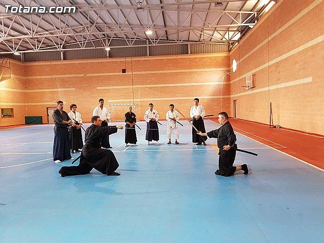 Aledo acogió el I seminario de Sui O Ryu de Murcia, que contó con la participación del Club Aikido Totana - 5