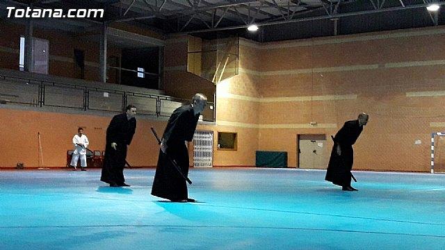 Aledo acogió el I seminario de Sui O Ryu de Murcia, que contó con la participación del Club Aikido Totana - 11