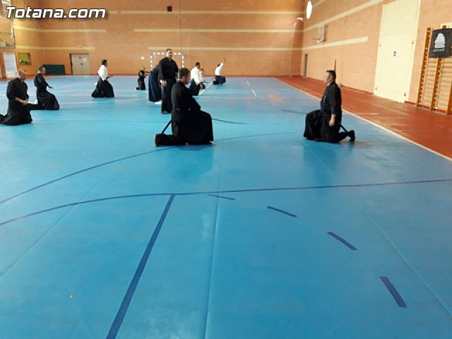 Aledo acogió el I seminario de Sui O Ryu de Murcia, que contó con la participación del Club Aikido Totana - 12