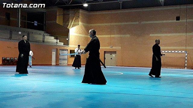 Aledo acogió el I seminario de Sui O Ryu de Murcia, que contó con la participación del Club Aikido Totana - 15