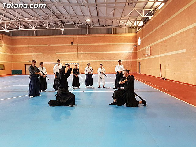 Aledo acogió el I seminario de Sui O Ryu de Murcia, que contó con la participación del Club Aikido Totana - 18