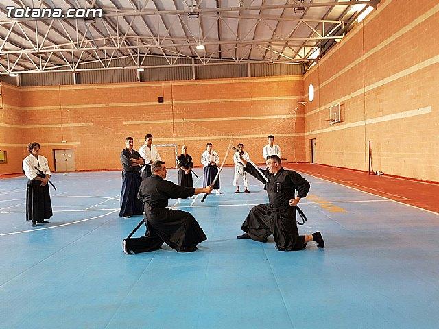 Aledo acogió el I seminario de Sui O Ryu de Murcia, que contó con la participación del Club Aikido Totana - 19