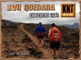 Nueva quedada del grupo de amigos Kasi Ná Trail