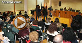 Profesionales implicados en la lucha contra la violencia de género se reúnen en Totana