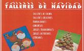 La asociación de ocio y tiempo libre La Caja de Pandora de Totana organiza varios talleres navideños