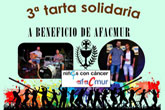 La Posá organiza la 3º tarta solidaria a beneficio de Afacmur