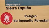 Mañana sólo se pueden efectuar fuegos vegetales con motivo de la romería de Santa Eulalia en las barbacoas habilitadas en 'El Ángel' y 'El Grifo'