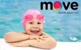 Se abre el periodo de inscripciones para los cursos de natación del trimestre Enero-Febrero-Marzo 2017 en MOVE