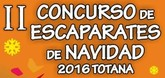 Continúa abierto hasta mañana el plazo para participar en el II Concurso de Escaparatismo de Navidad