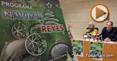 Se presenta el programa de Navidad y Reyes Totana 2016-2017