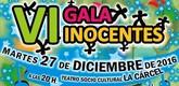 El próximo 27 de diciembre se celebrará la VI Gala Inocentes organizada por D´Genes y AELIP