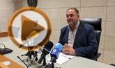 El alcalde de Totana hace balance de la gestión del año 2016 y explica los principales proyectos para 2017