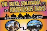 El 5 de febrero tendrá lugar VII Ruta Solidaria por las Enfermedades Raras, entre los municipios de Totana y María