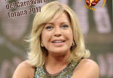 La artista totanera Bárbara Rey es designada la Máscara de oro del Carnaval de Totana del año 2017