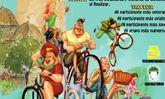 El Día de la Bicicleta se celebrará este domingo, 12 de febrero