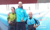 El Club Atletismo de Totana empieza el año con nuevos pódium y grandes marcas