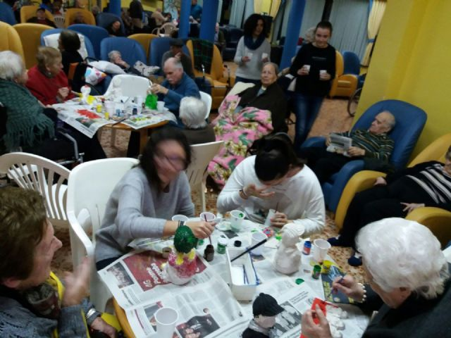 El IES Prado Mayor continúa con su proyecto intergeneracional