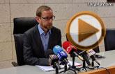 Rueda de prensa del Concejal de Urbanismo sobre novedades en el PGOM de Totana
