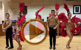 El Carnaval de Totana ya tiene Musa y Don Carnal infantil (Rosario R�os y Salvador del Moral)
