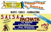 Nuevo curso de salsa y bachata en la Escuela de Danza Manoli Cánovas