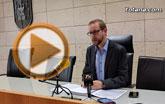 Rueda de prensa PSOE Totana sobre el PGOM de Totana