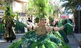 Buen tiempo para este fin de semana de Carnaval en Totana