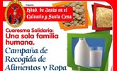 """La Hermandad de Jesús en el Calvario promueve la campaña """"Cuaresma Solidaria: una sola familia humana"""""""