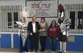 La Federación de Peñas del Carnaval de Totana entrega un donativo de 600 € a Afacmur