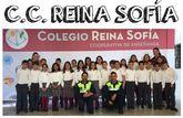 Un total de 370 escolares del Colegio Reina Sofía participan en las sesiones formativas de la Escuela de Educación Vial de la Policía Local
