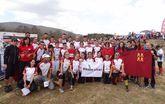 El club Totana-O vuelve del Campeonato de España con cinco oros, tres platas y tres bronces