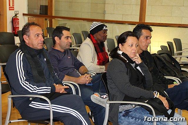 Una delegación cubana de distintos sectores profesionales visita Totana. - 3