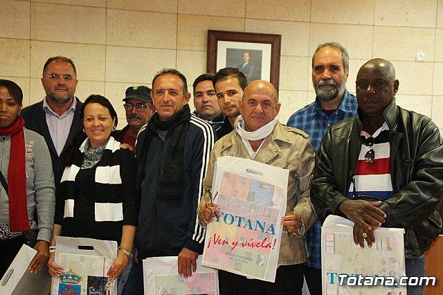 Una delegación cubana de distintos sectores profesionales visita Totana. - 8
