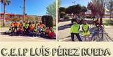 Un total de 240 escolares del CEIP 'Luis Pérez Rueda' participa en las sesiones formativas de la Escuela de Educación Vial de la Policía Local
