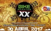 El próximo domingo 30 de abril tendrá lugar la XX Bike Maraton ciudad de Totana