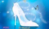El musical infantil 'En busca del zapato de Cenicienta' tendrá lugar el 30 de abril en el Centro Sociocultural 'La Cárcel'