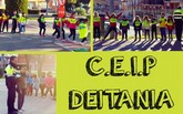 270 escolares del CEIP 'Comarcal-Deitania' participa en las sesiones formativas de la Escuela de Educación Vial de la Policía Local