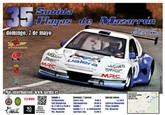31 pilotos participarán este domingo en la XXXV Subida Automovilística Playas de Mazarrón
