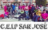 Un total de 390 escolares del CEIP La Cruz participa en las sesiones formativas de la Escuela de Educación Vial de la Policía Local