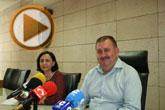 El primer teniente de alcalde y la concejala de Hacienda arrancan al Ministerio de Hacienda el compromiso de que asuma parte de la deuda del Ayuntamiento