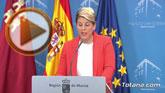 La Comunidad inicia el proceso para conceder medallas de oro y diploma de servicios distinguidos de la Región de Murcia