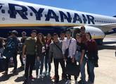 El alumnado de los Ciclos Formativos de Grado Medio del I.E.S. «PRADO MAYOR» viaja a Italia para realizar sus prácticas en empresas