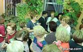 Visita a patios - Asociaci�n Sociocultural de la Mujer - Mayo 2017