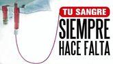 El Centro Regional de Hemodonación realizará extracciones en el Ayuntamiento el próximo día 16 de junio