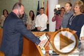 El concejal no adscrito Juan Carlos Carrillo toma posesión de su cargo en la Corporación municipal
