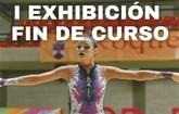 La I exhibición fin de curso del Club Rítmica Totana tendrá lugar el próximo domingo