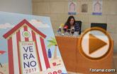 El programa Totana Verano-2017 cuenta con 14 actividades formativas, de ocio y tiempo libre
